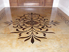 Design of Floor Tile Pattern